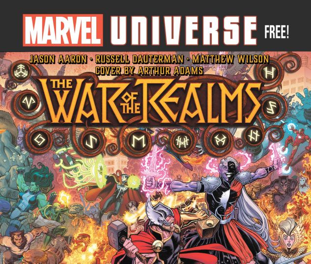 War of Realms Magazine