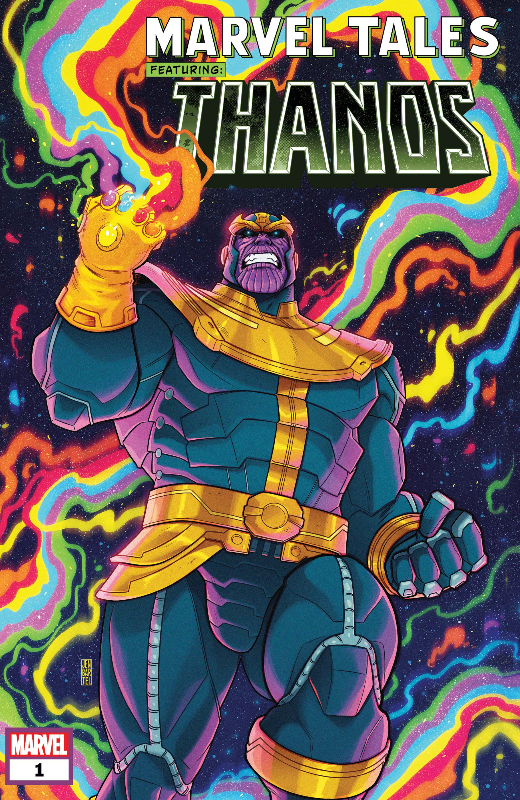 Marvel Tales: Thanos (2019) #1