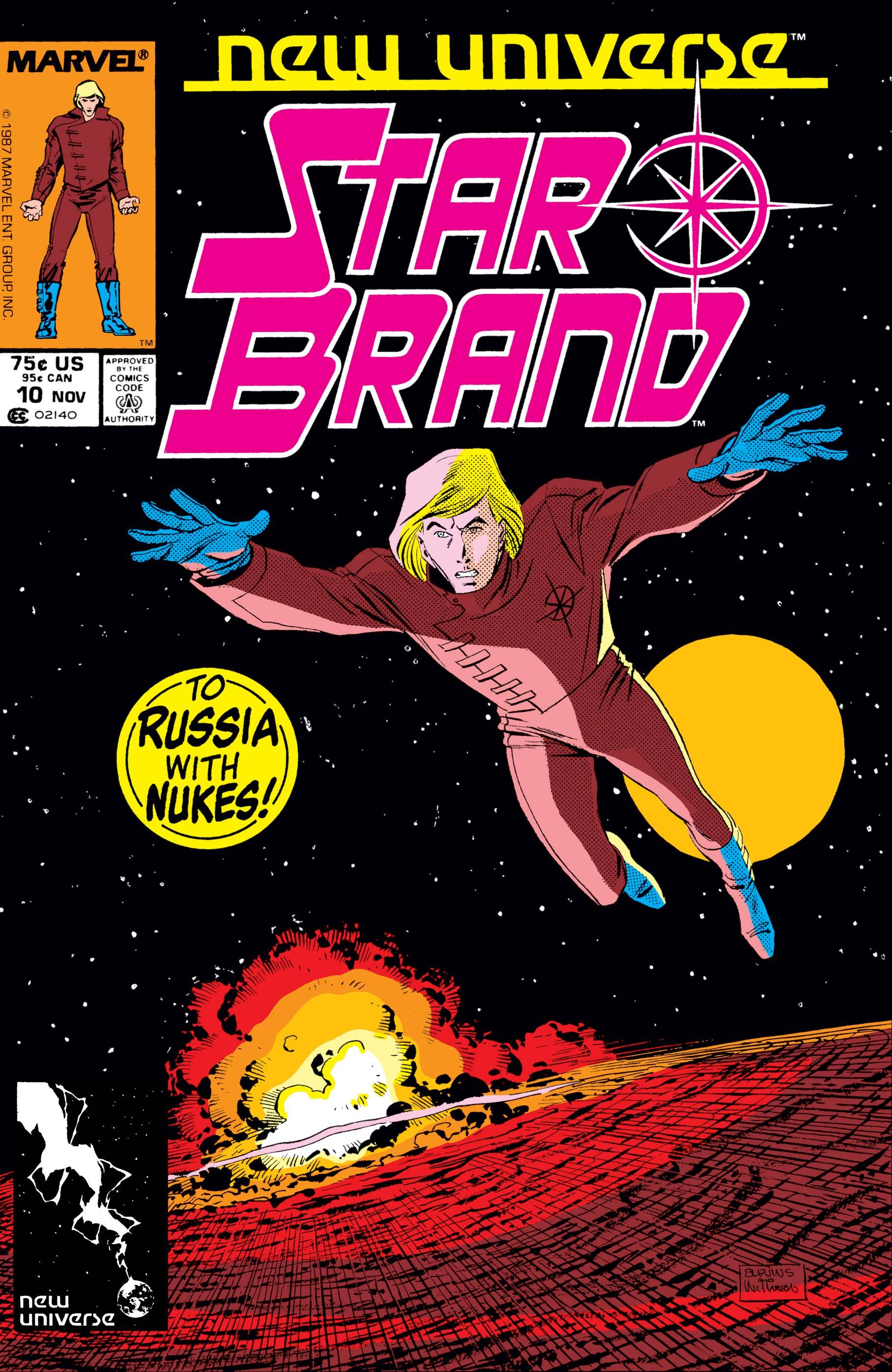 Star Brand (1986) #10