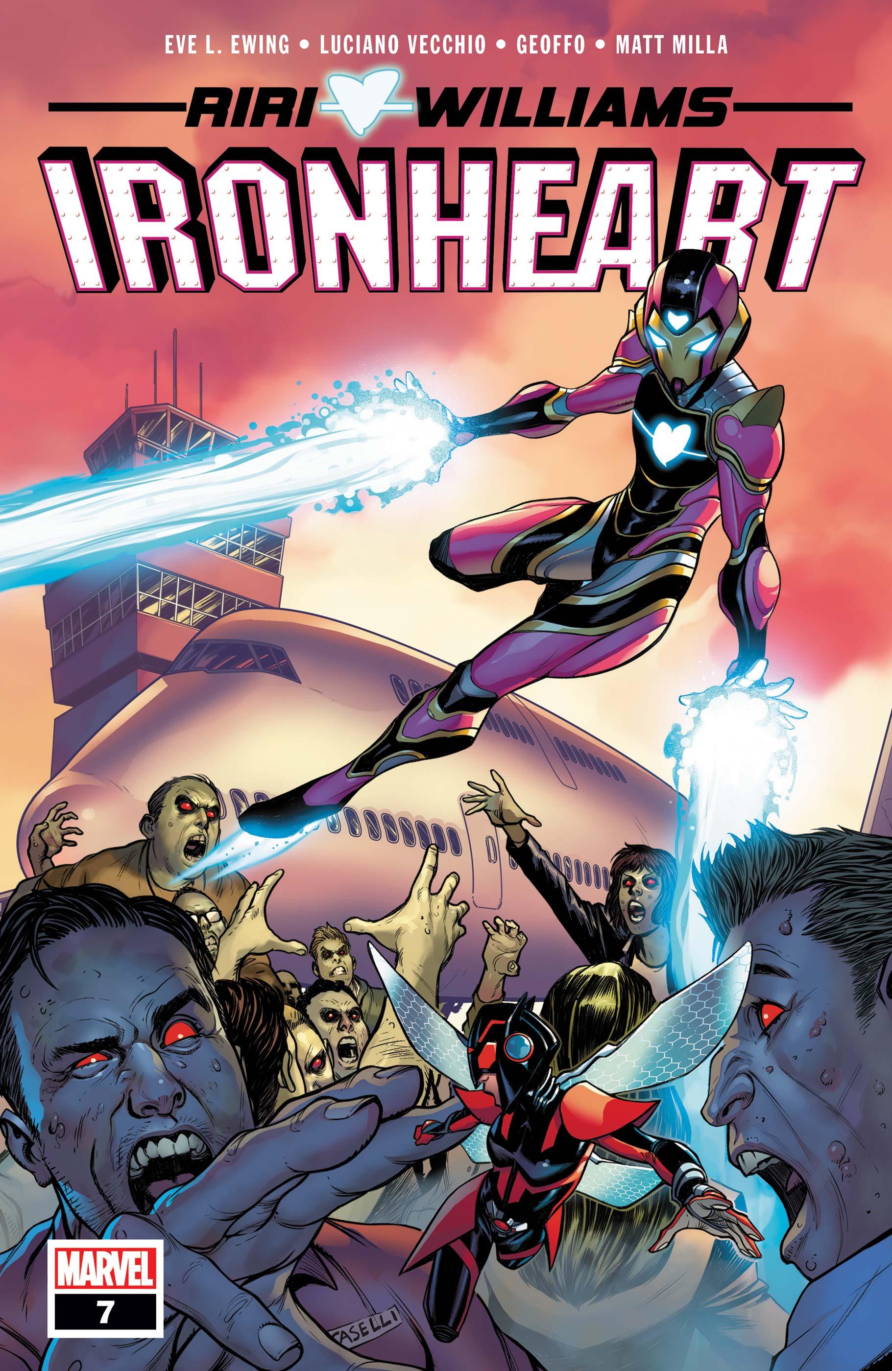 Ironheart (2018) #7