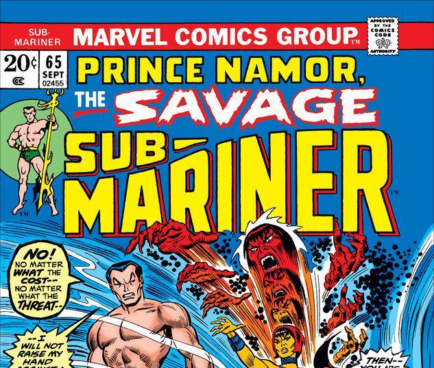 Sub-Mariner #65