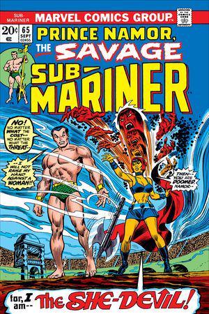 Sub-Mariner (1968) #65