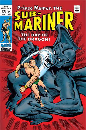 Sub-Mariner (1968) #15