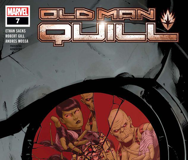 Old Man Quill #7
