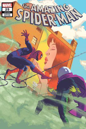 The Amazing Spider-Man (2018) #25 (Variant)