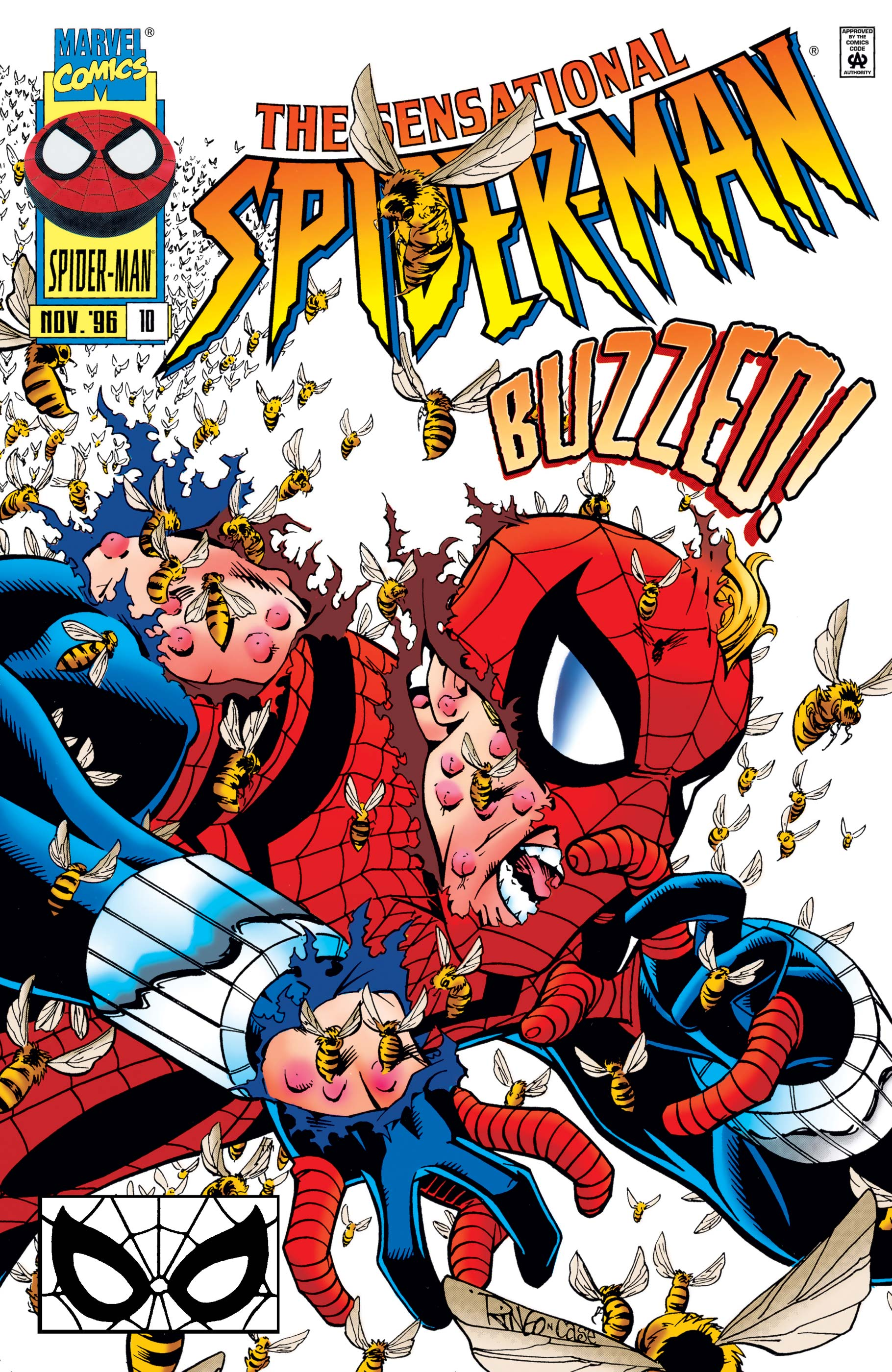 Sensational Spider-Man (1996) #10