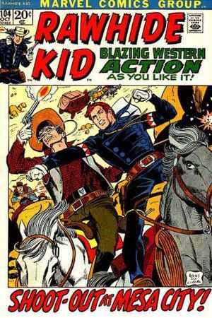 Rawhide Kid (1955) #104