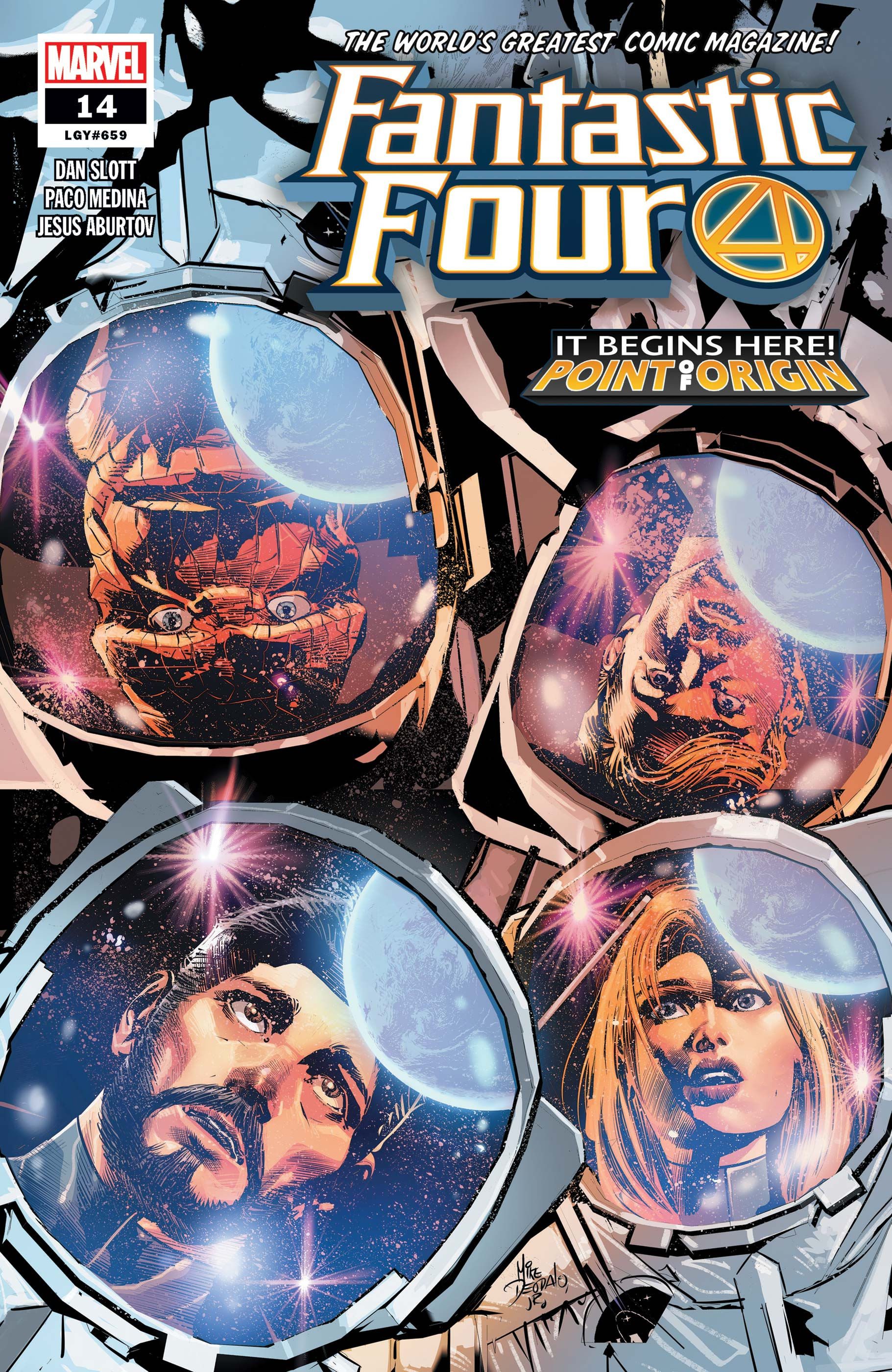 Fantastic Four (2018) #14