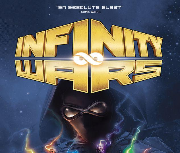 INFINITY WARS BY GERRY DUGGAN: THE COMPLETE COLLECTION HC #1