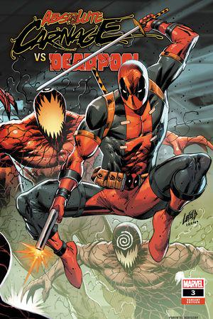 Absolute Carnage Vs. Deadpool (2019) #3 (Variant)
