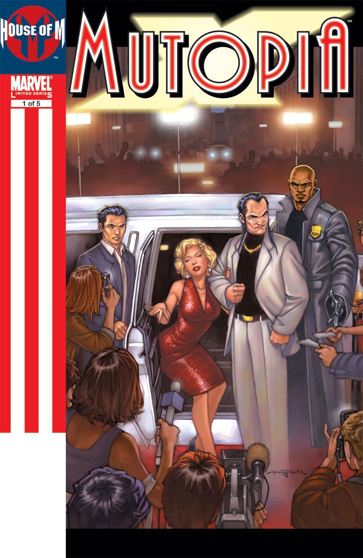 Mutopia X (2005) #1