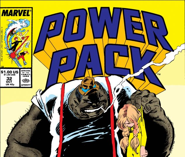 Power Pack (1984) #32