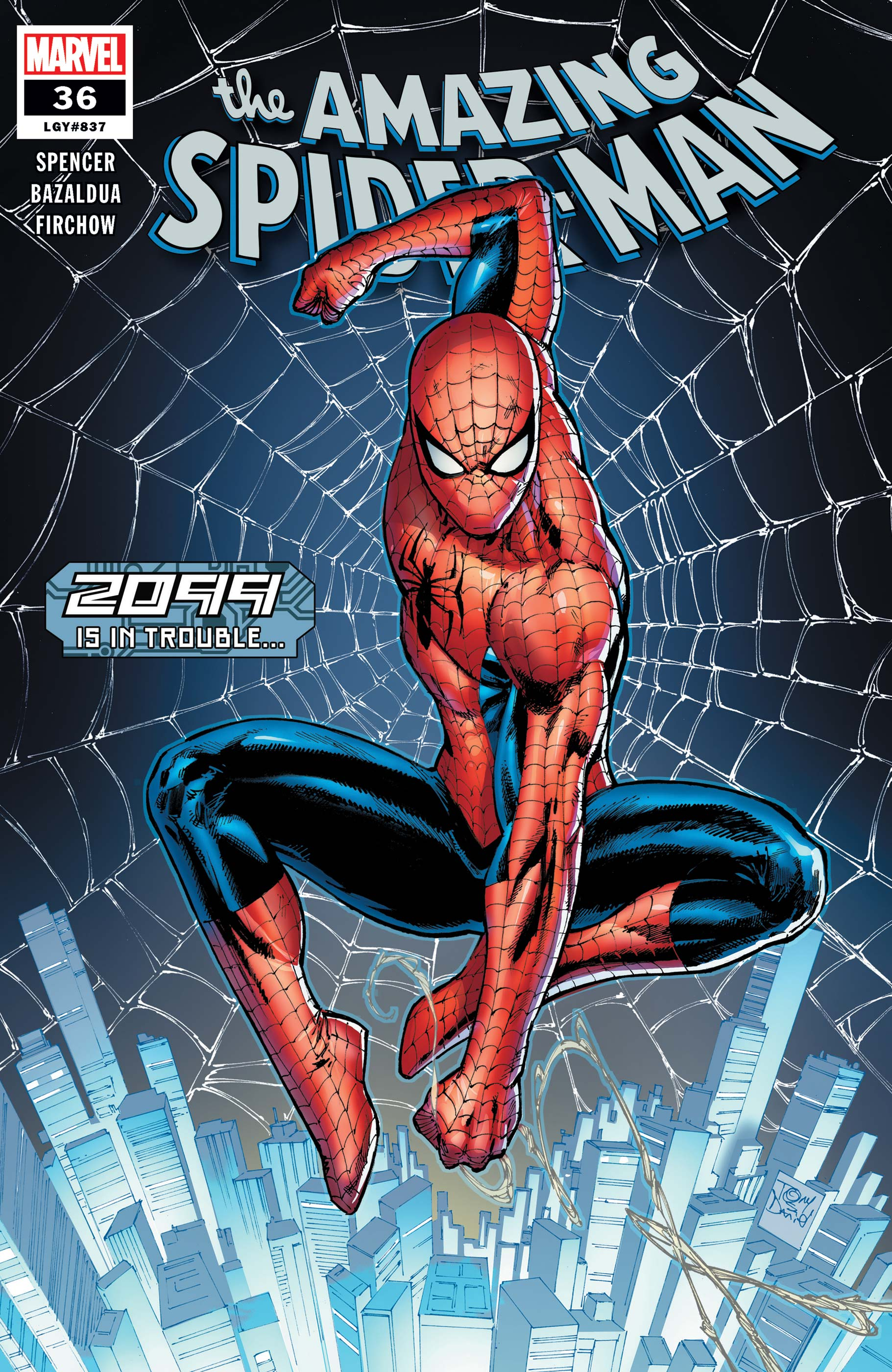 The Amazing Spider-Man (2018) #36