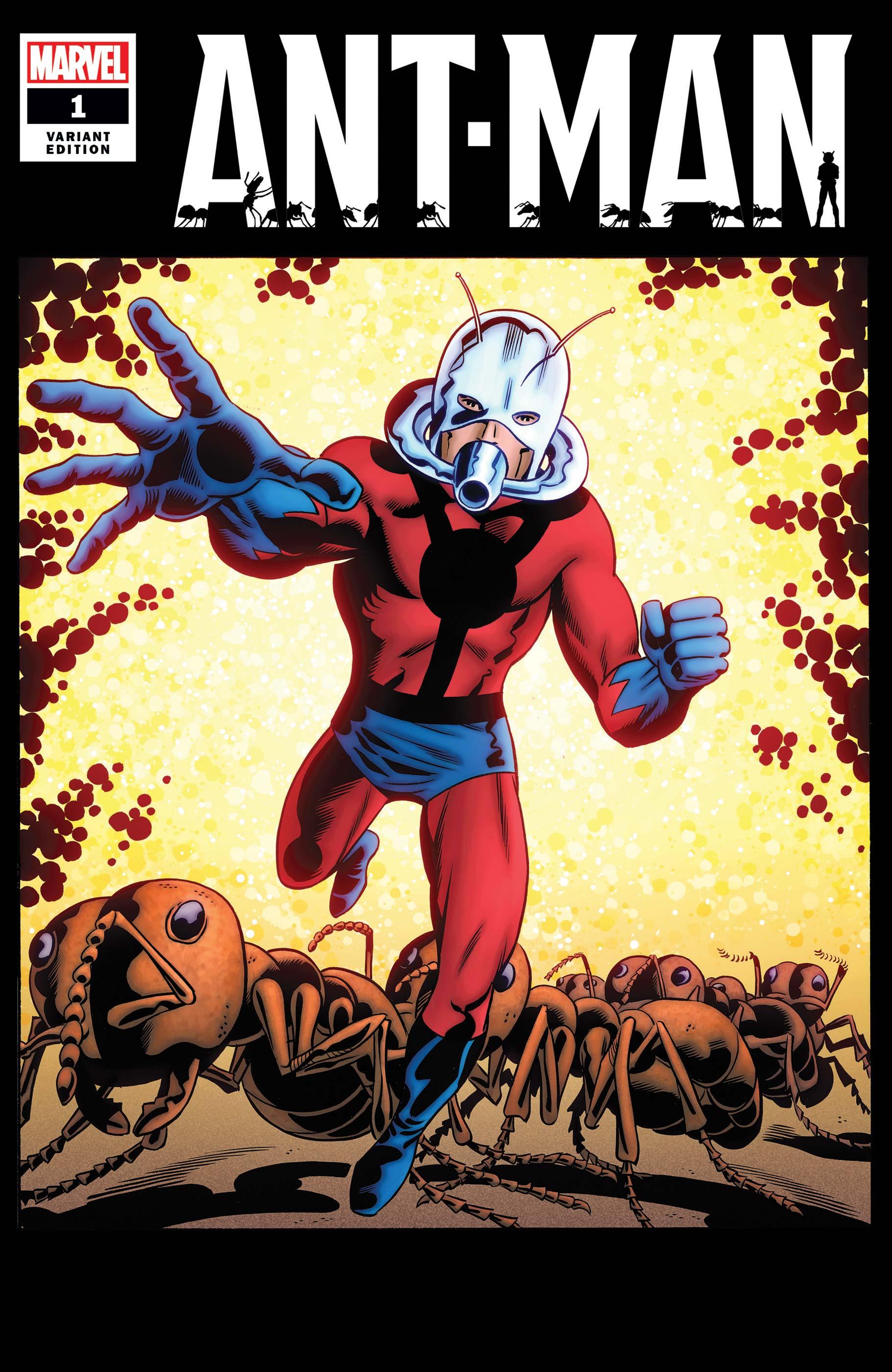 Ant-Man (2020) #1 (Variant)