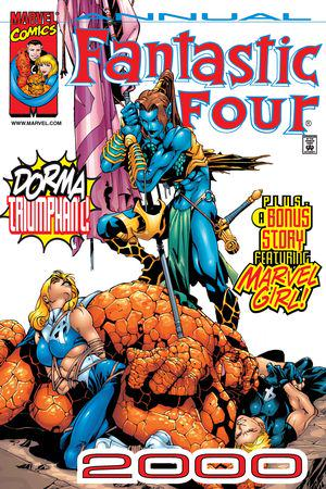 Fantastic Four Annual (2000) #1