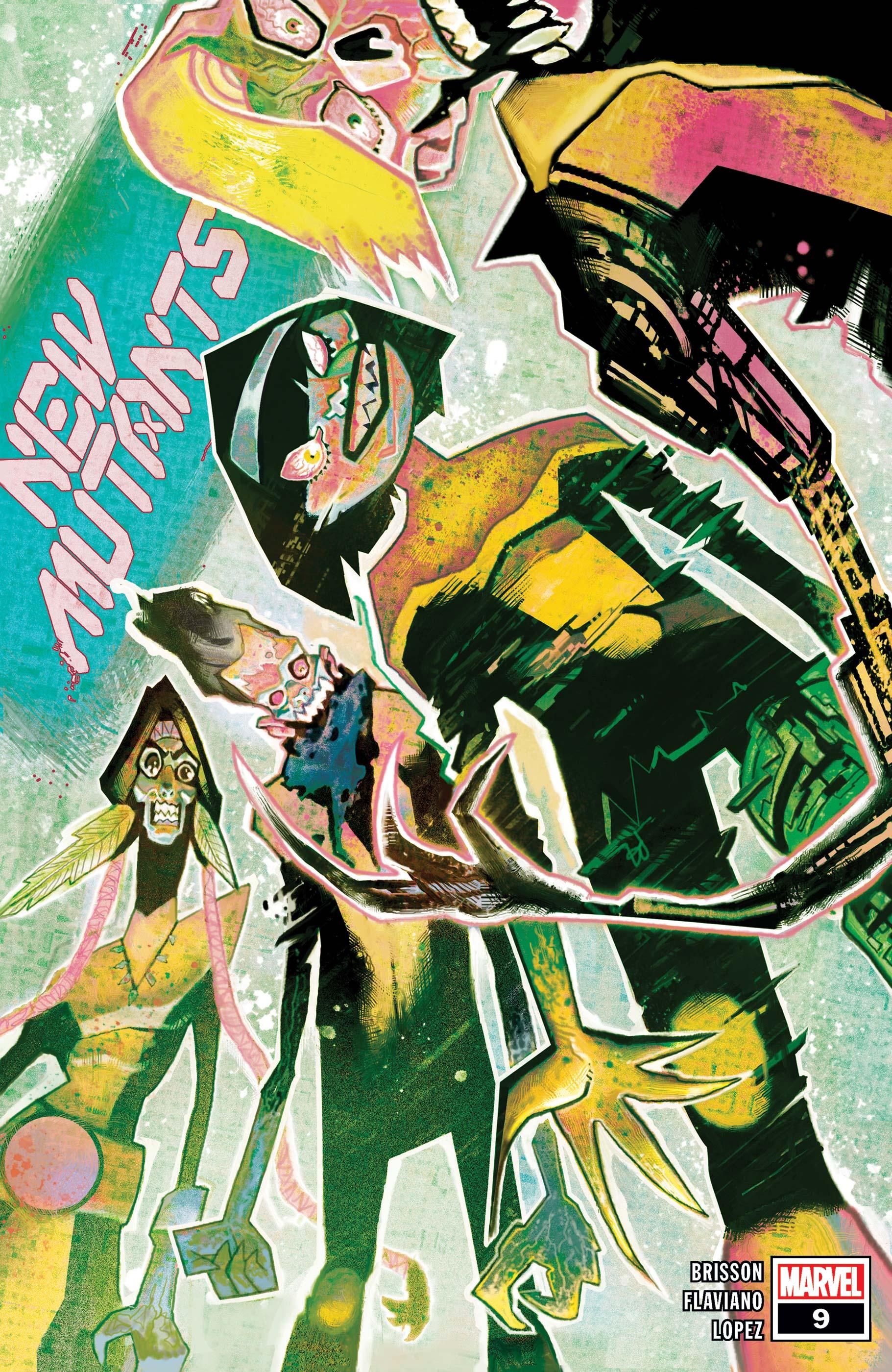 New Mutants (2019) #9