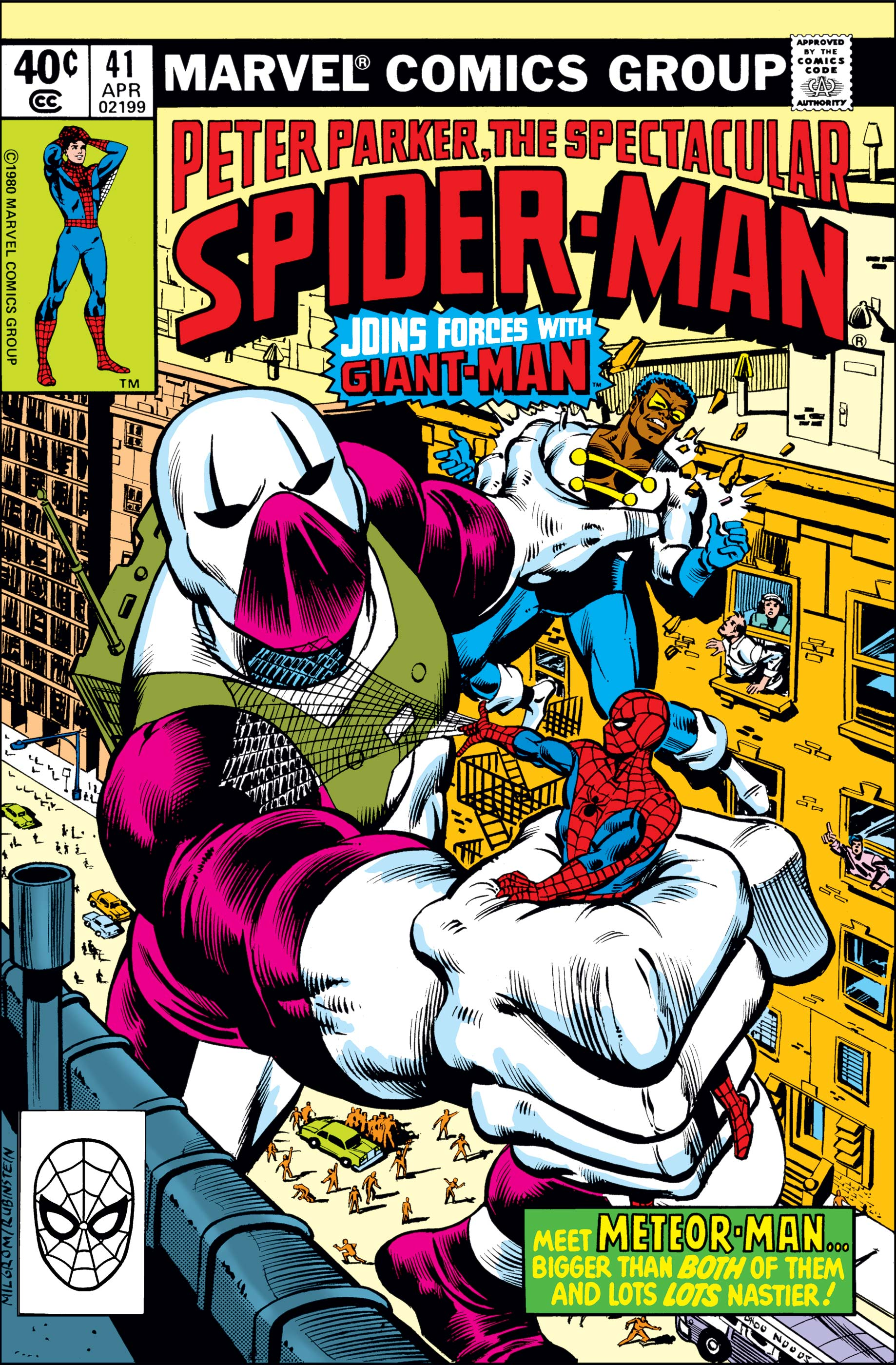 Peter Parker, the Spectacular Spider-Man (1976) #41