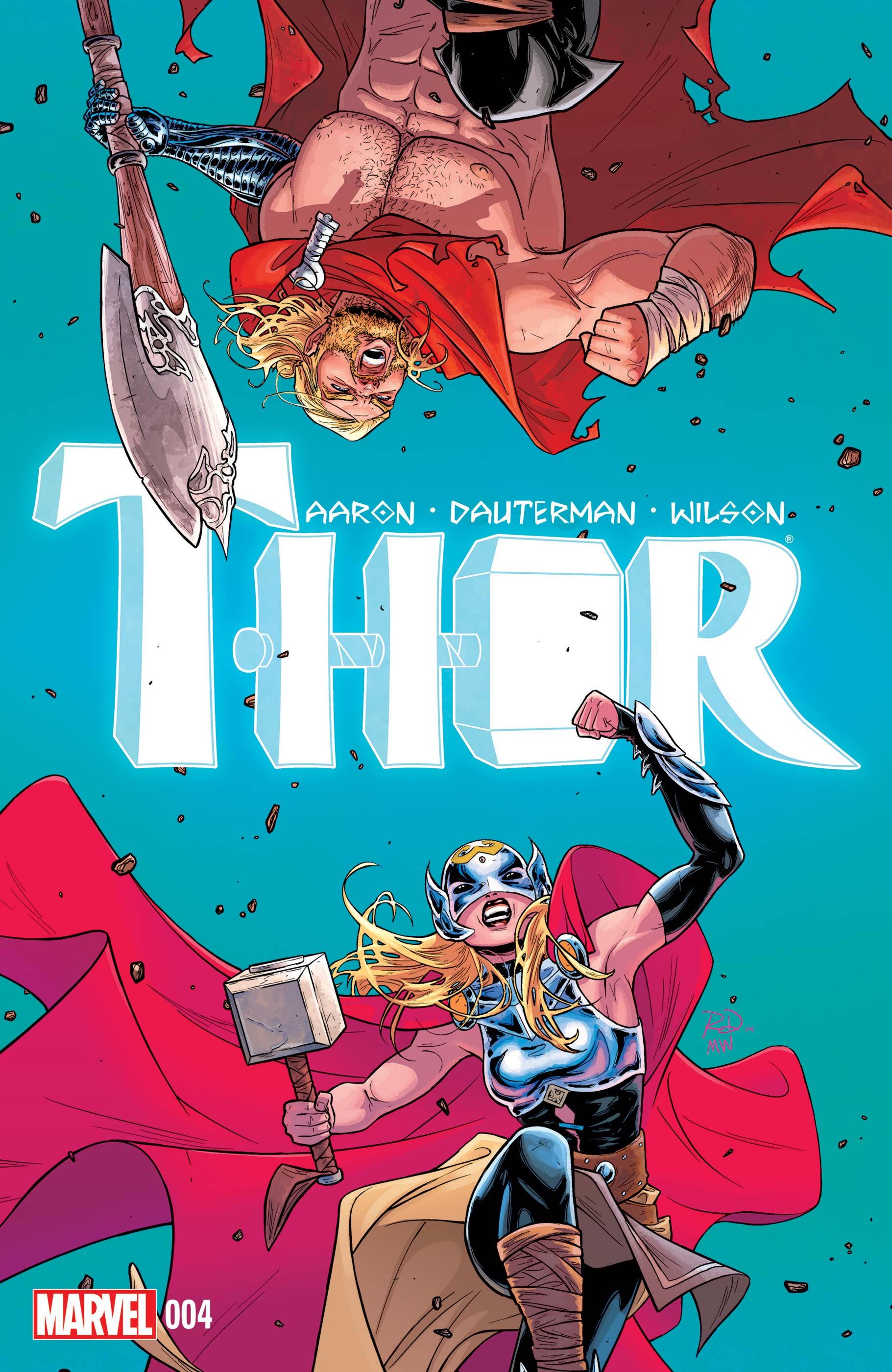 Thor (2014) #4