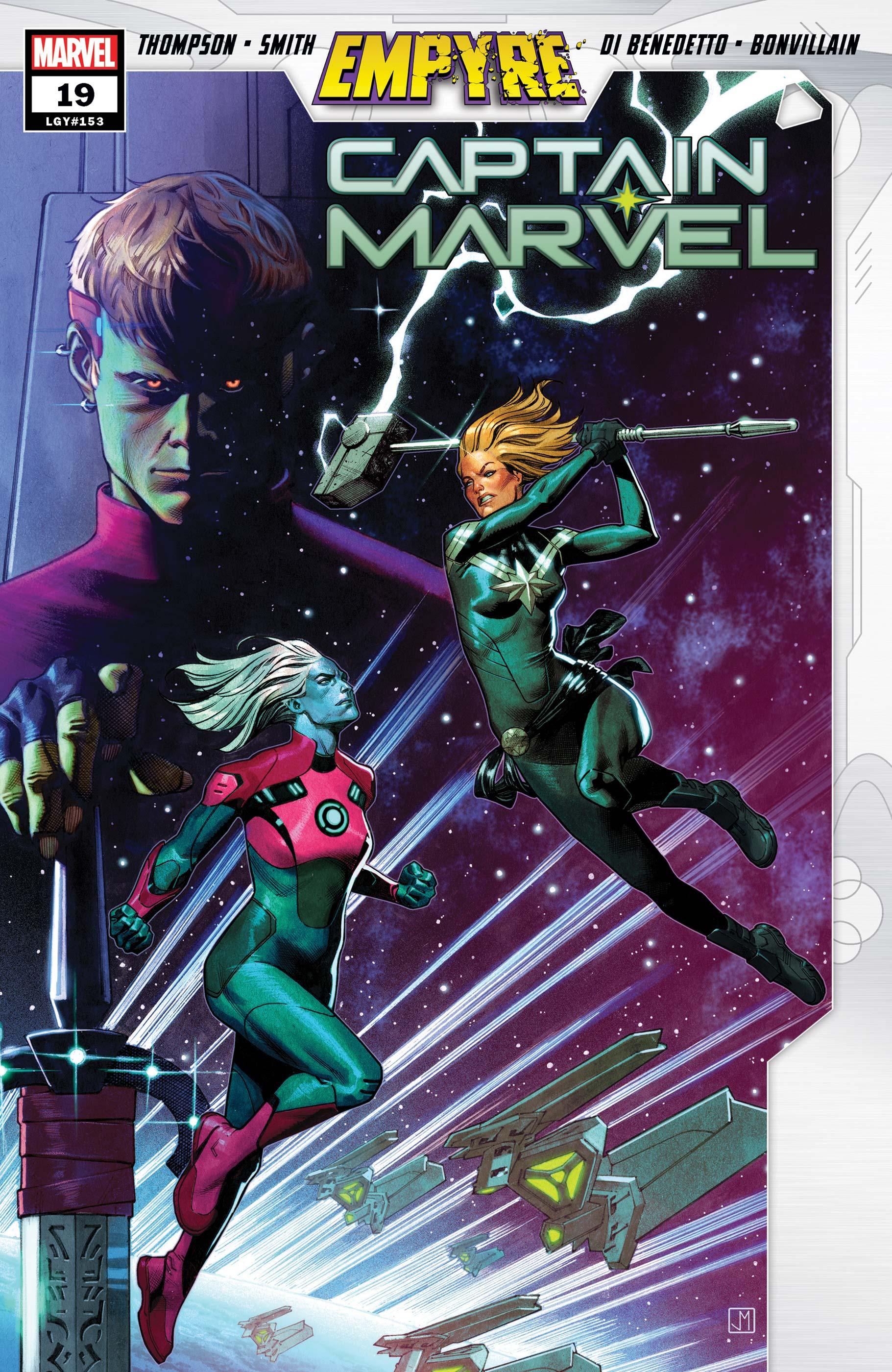 Captain Marvel (2019) #19