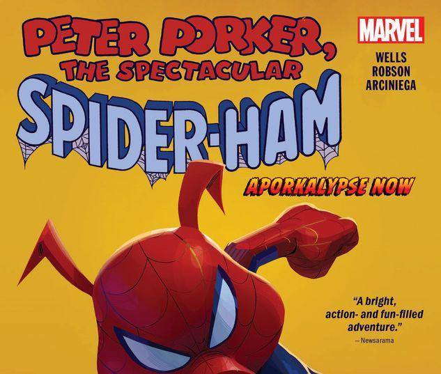 SPIDER-HAM: APORKALYPSE NOW TPB #1