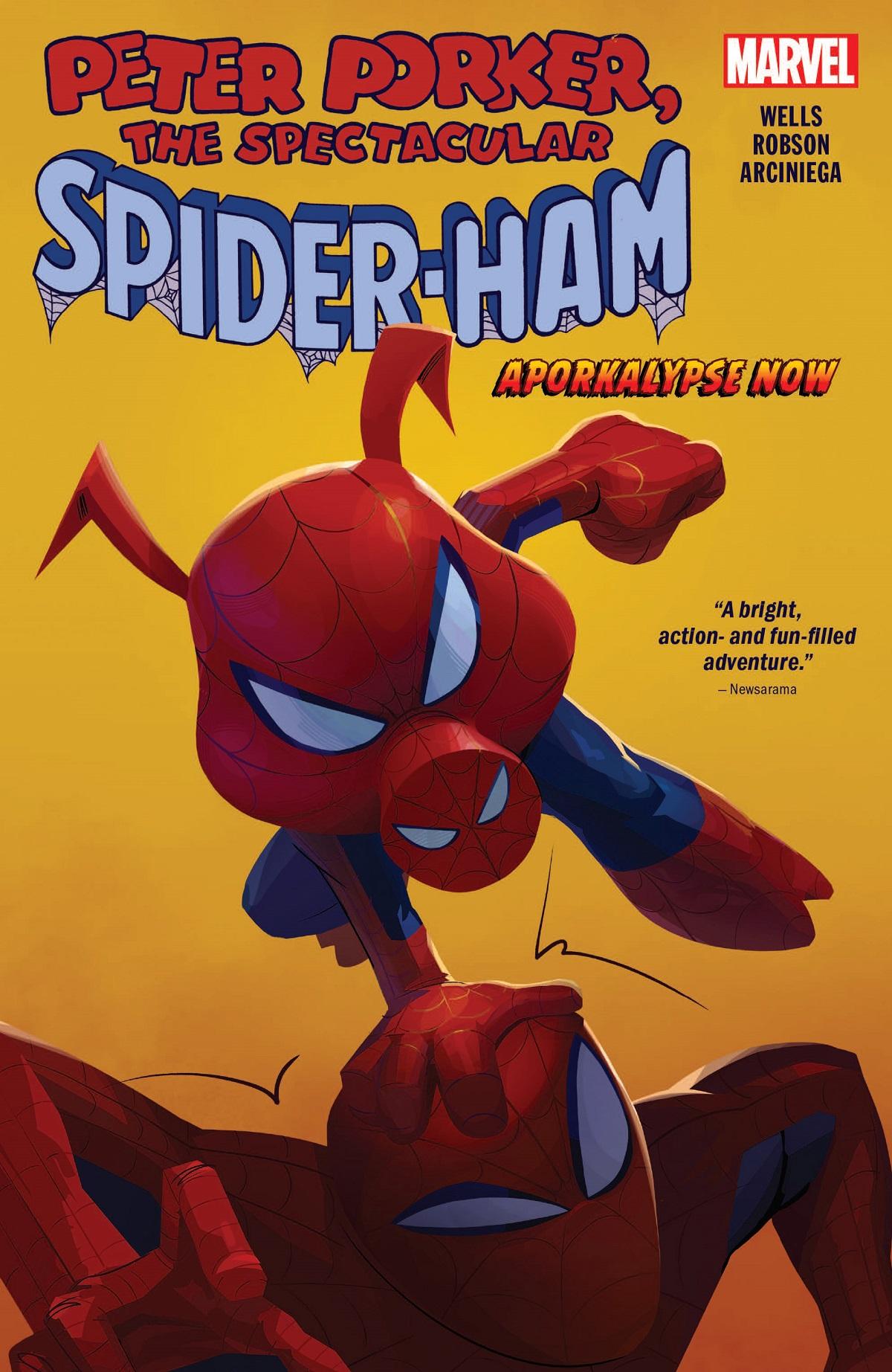 Spider-Ham: Aporkalypse Now (Trade Paperback)