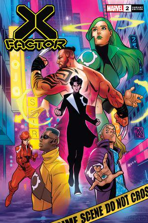 X-Factor (2020) #2 (Variant)