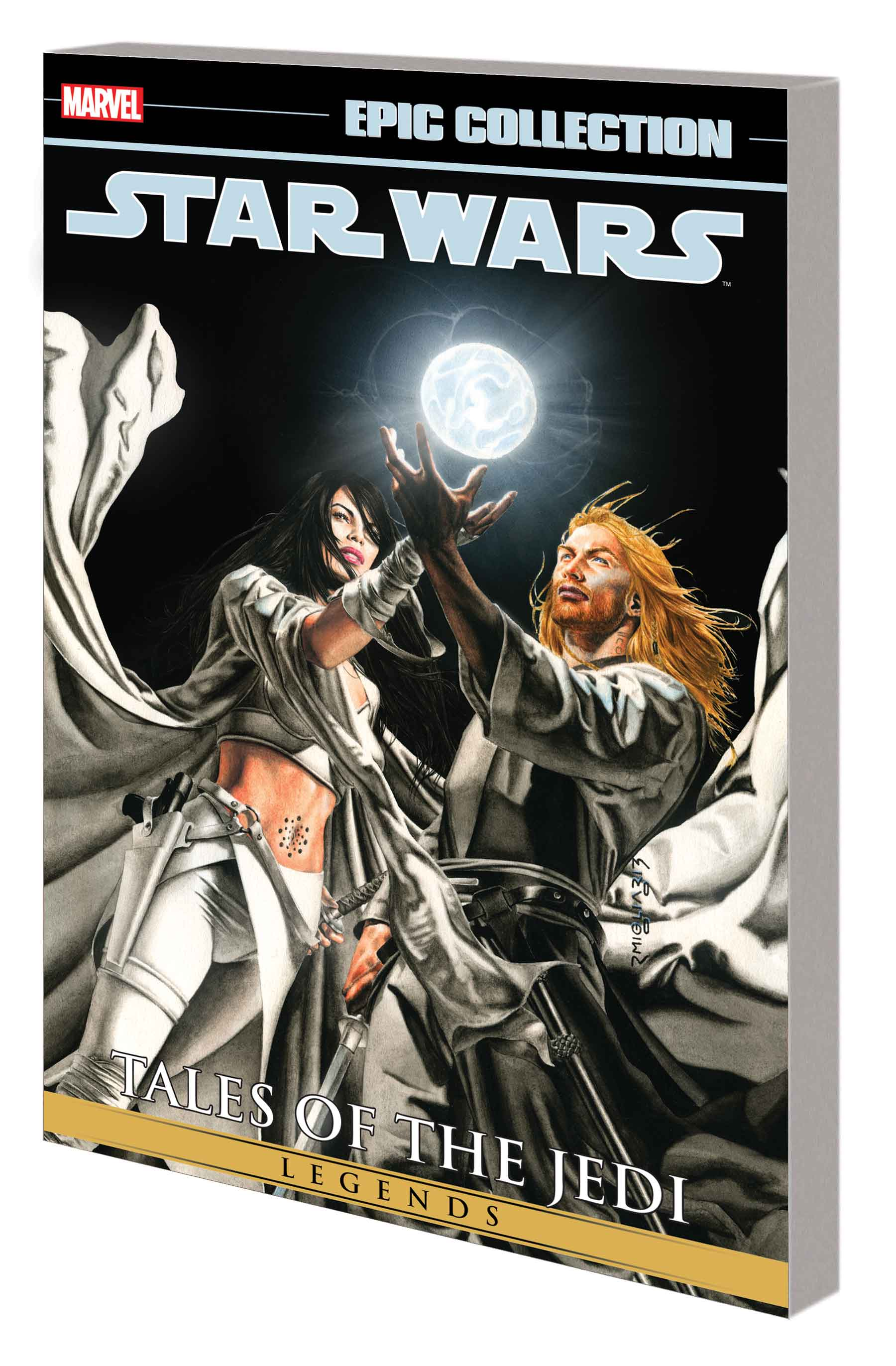 STAR WARS LEGENDS EPIC COLLECTION: TALES OF THE JEDI VOL. 1 TPB (Trade Paperback)