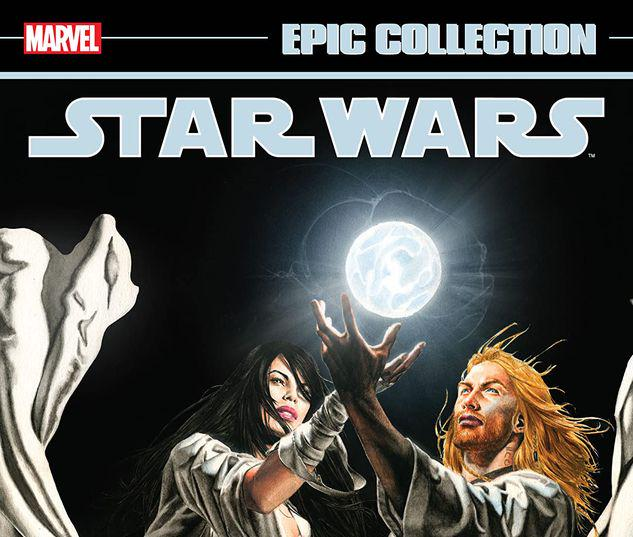 STAR WARS LEGENDS EPIC COLLECTION: TALES OF THE JEDI VOL. 1 TPB #1