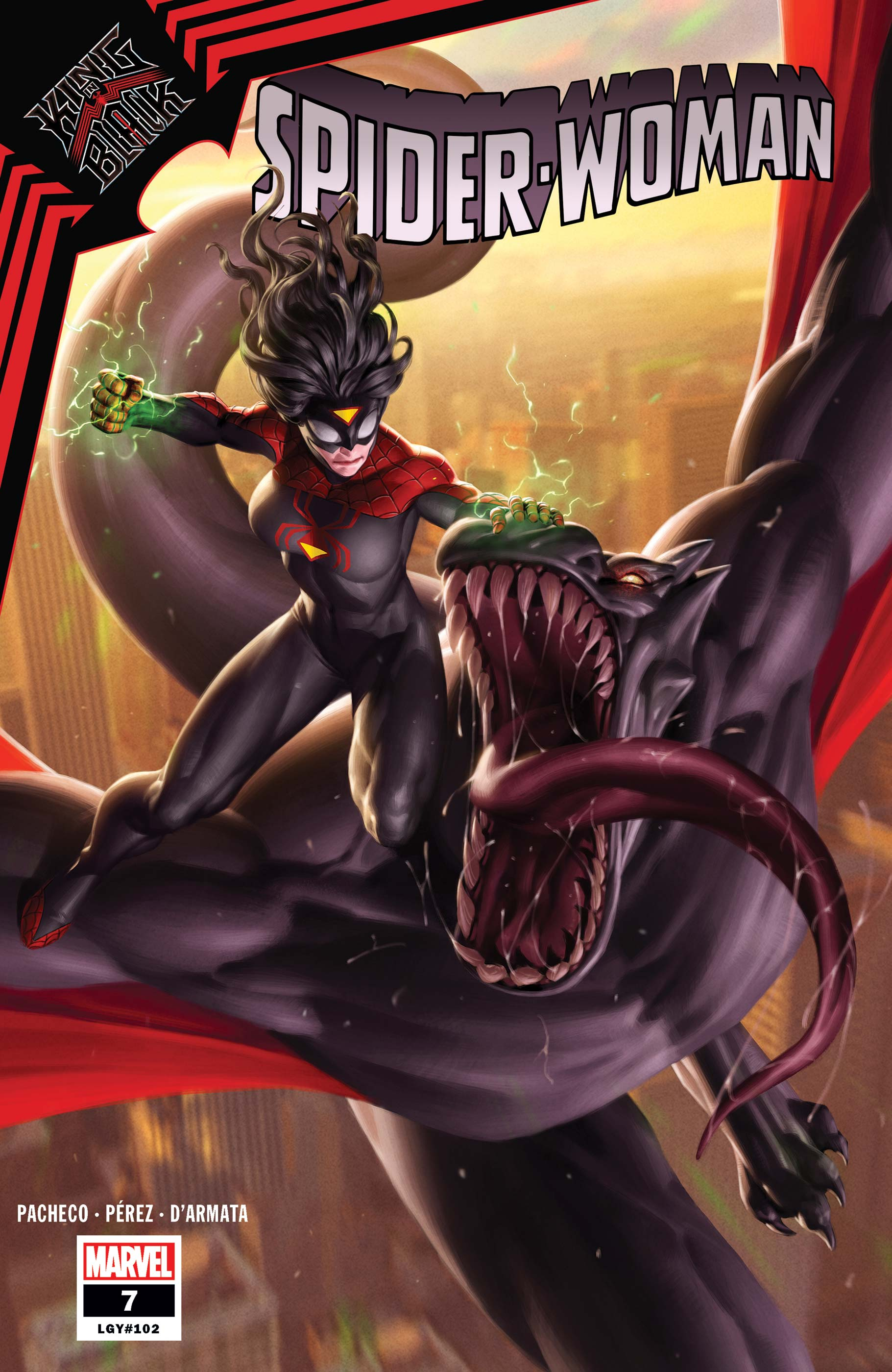 Spider-Woman (2020) #7