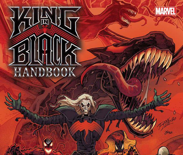 KING IN BLACK HANDBOOK 1 #1
