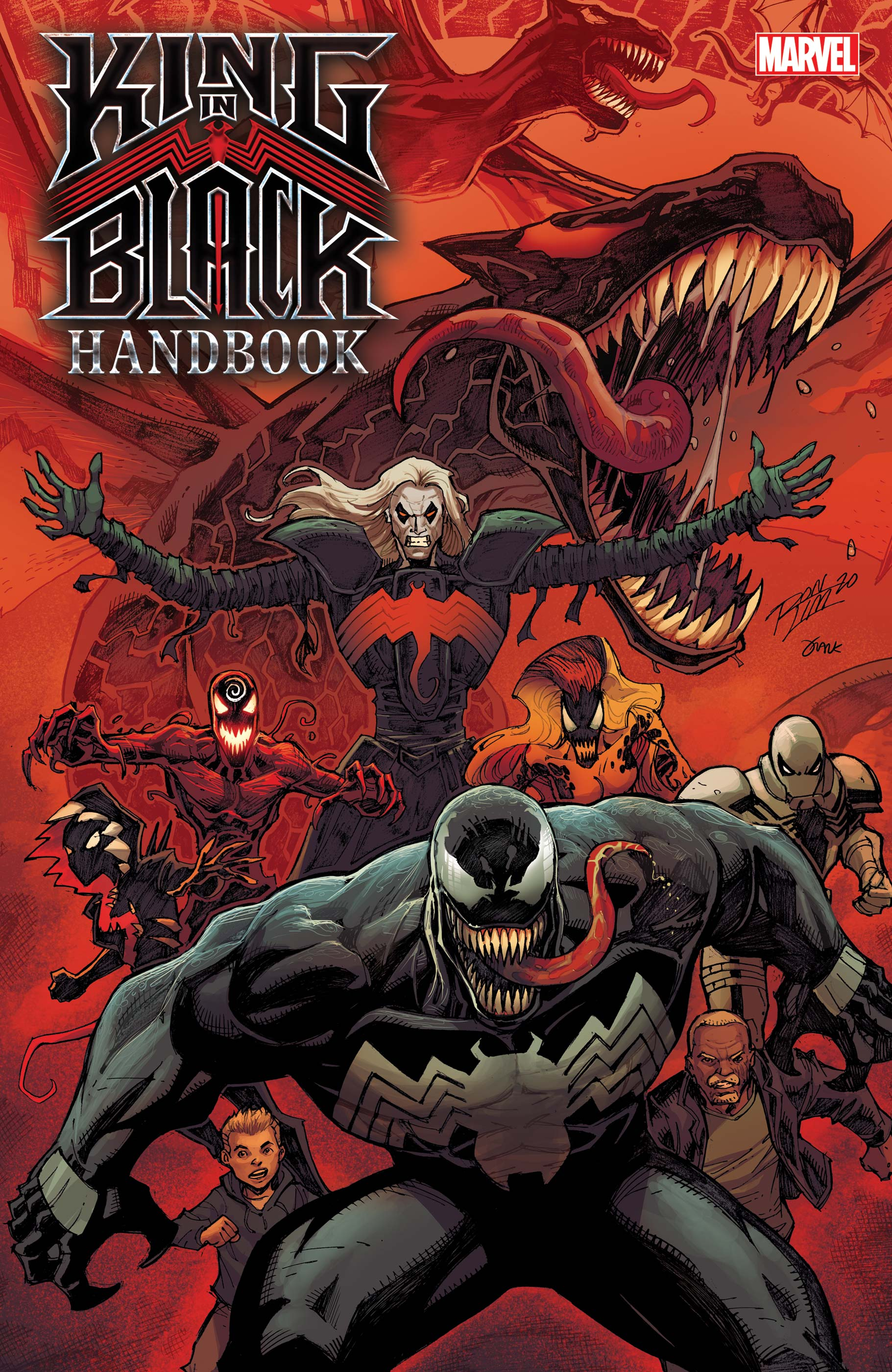 King In Black Handbook (2021) #1