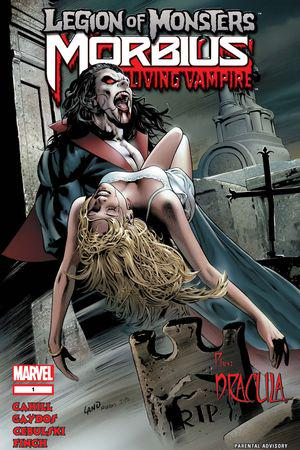 Legion of Monsters: Morbius  #1