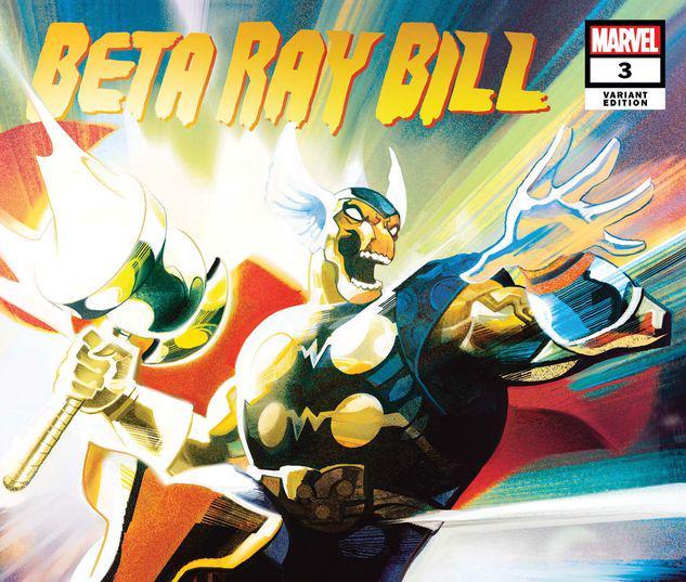 Beta Ray Bill #3