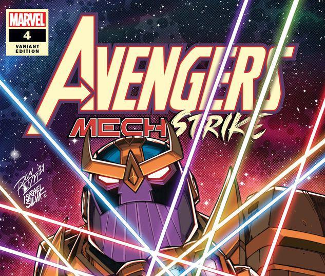 Avengers Mech Strike #4