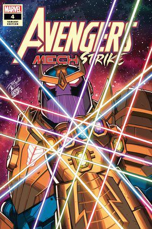 Avengers Mech Strike (2021) #4 (Variant)