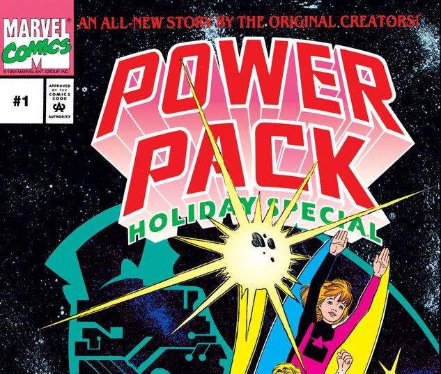 POWER PACK HOLIDAY SPECIAL 1 #1