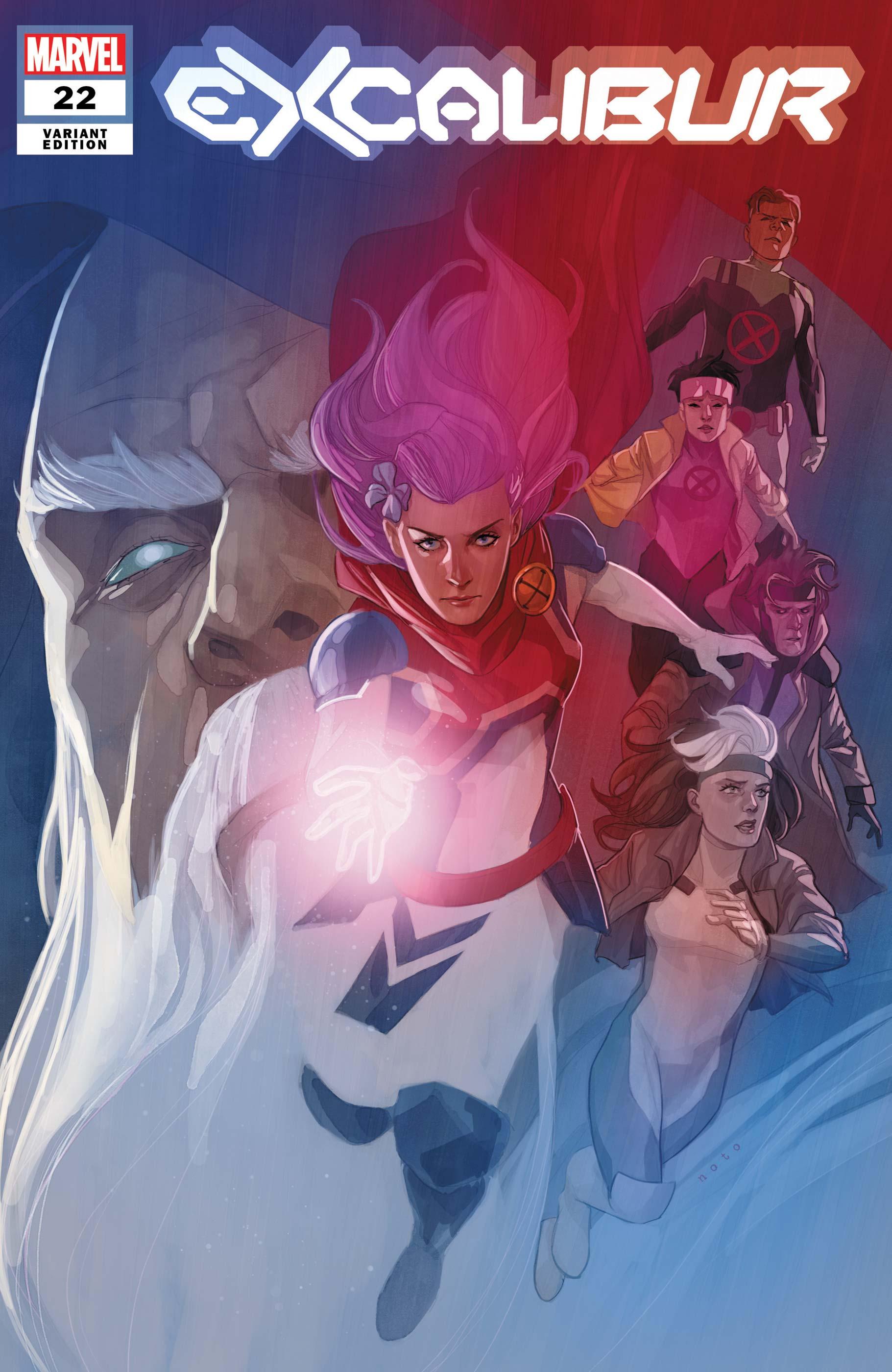 Excalibur (2019) #22 (Variant)