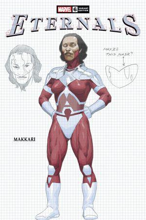 Eternals (2021) #6 (Variant)