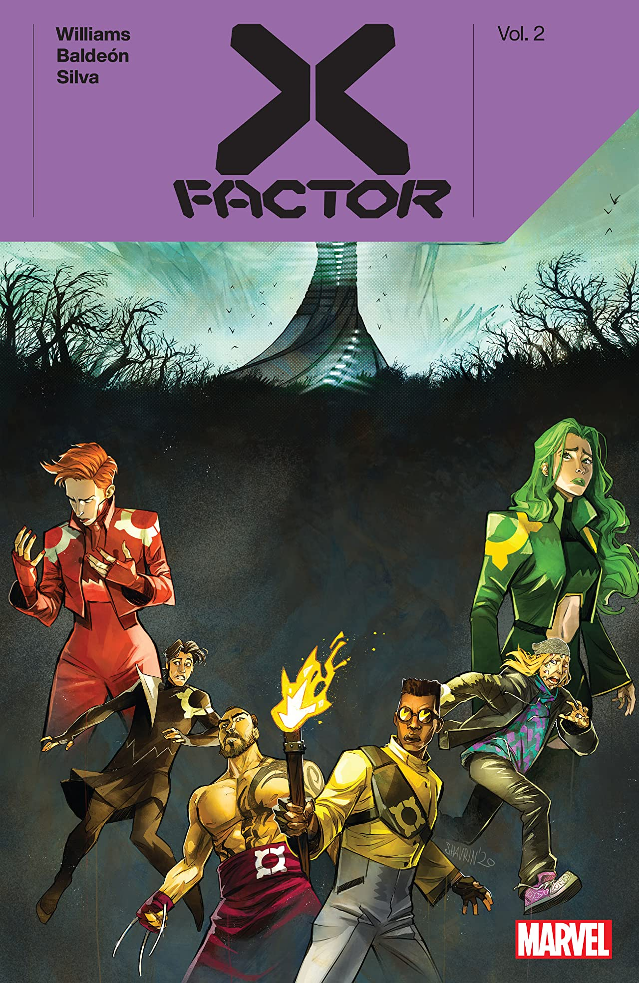 X-Factor By Leah Williams Vol. 2 (Trade Paperback)