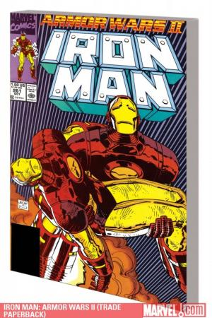Iron Man: Armor Wars II (Trade Paperback)