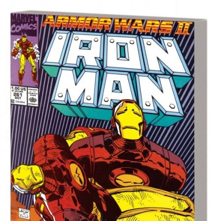 Iron Man: Armor Wars II (Trade Paperback)
