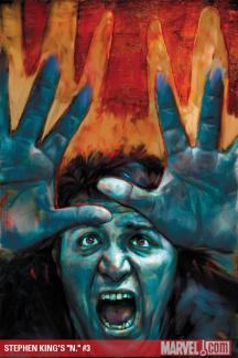 """Stephen King's """"N."""" (2010) #3"""