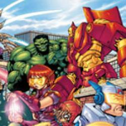 Marvel Mangaverse: Eternity Twilight
