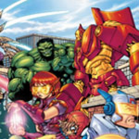 MARVEL MANGAVERSE: ETERNITY TWILIGHT 1 (2002)