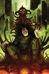 Doctor Voodoo: Avenger of the Supernatural #4 cover by Marko Djurdjevic
