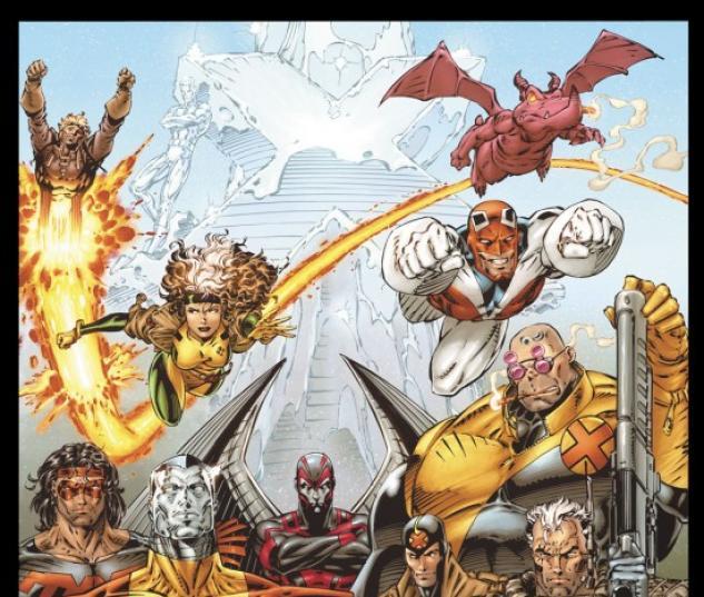 X-MEN BY JIM LEE DOOR POSTER (ALL-NEW PRINTING) #1