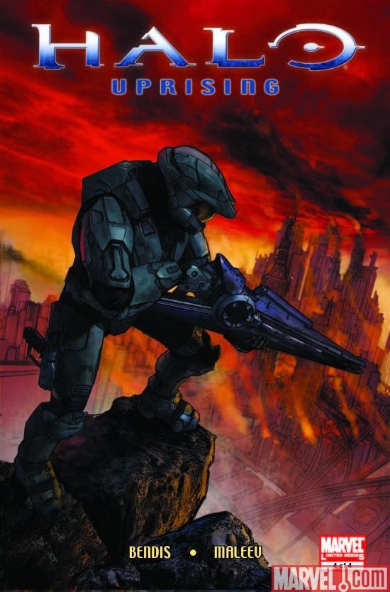 Halo: Uprising (2007) #4