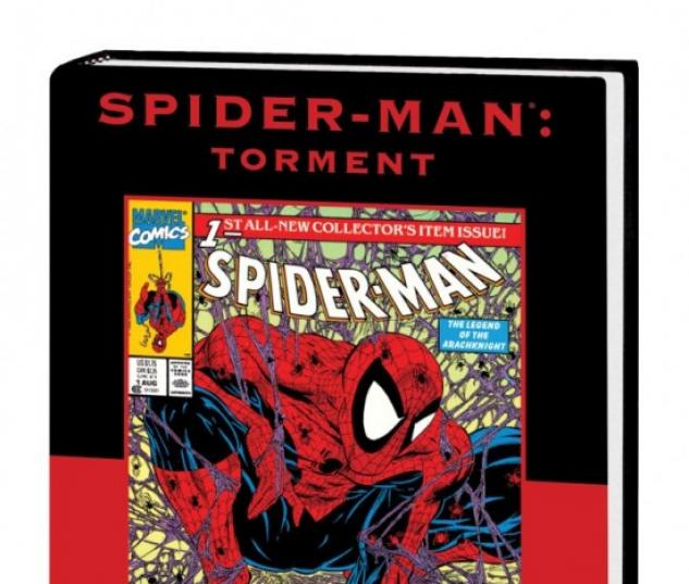 SPIDER-MAN: TORMENT PREMIERE HC (DM ONLY)