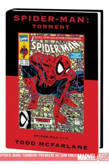 Spider-Man: Torment (Hardcover)