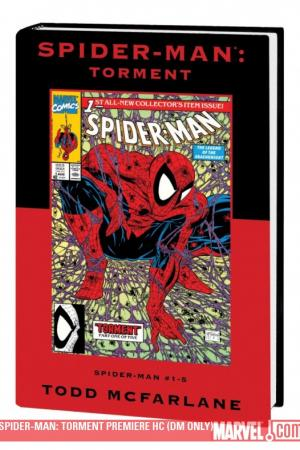 SPIDER-MAN: TORMENT PREMIERE HC [DM ONLY] (Hardcover)